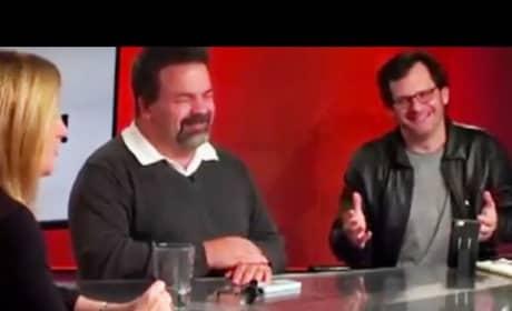 Ben Mankiewicz: Incest Porn Discussion