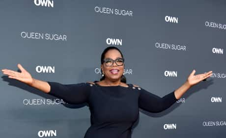 Oprah Winfrey Shows Off Incredible Weight Loss