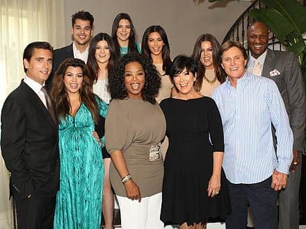 Oprah and the Kardashians