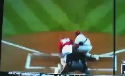 Bryce Harper Steals Home Against the Phillies [Video]