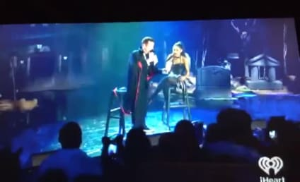 Ariana Grande Gets (Sort Of) Assaulted on Stage