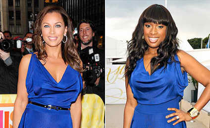 Fashion Face-Off: Vanessa Williams vs. Jennifer Hudson
