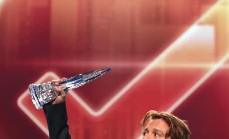 Johnny Depp Wins!