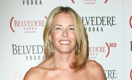 Chelsea Handler and Andre Balazs: It's Over!