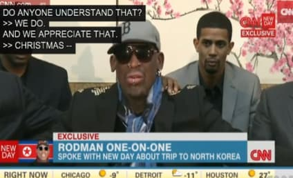 Dennis Rodman: Blasted by Family of Kenneth Bae