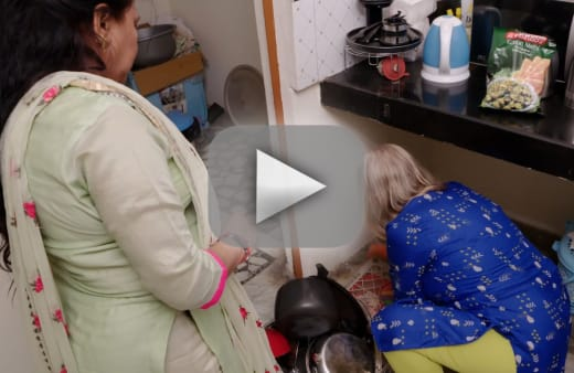 Jenny slatten overwhelmed as sumit singhs mom moves in i cant ta