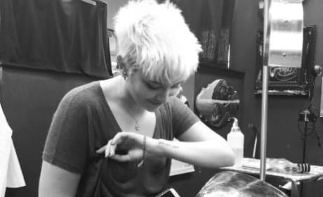 Paris Jackson Tattoo