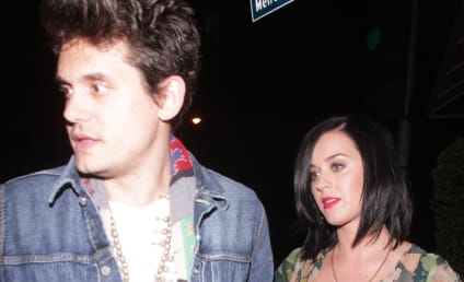 Katy Perry and John Mayer Break Up ... Again!