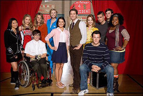 Glee Cast Pic