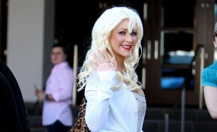 Christina Aguilera, Jordan Bratman: Keeping it Naked and Fun