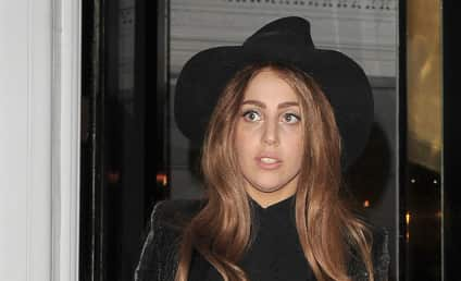 Lady Gaga on Weight Gain: What About Adele?!?