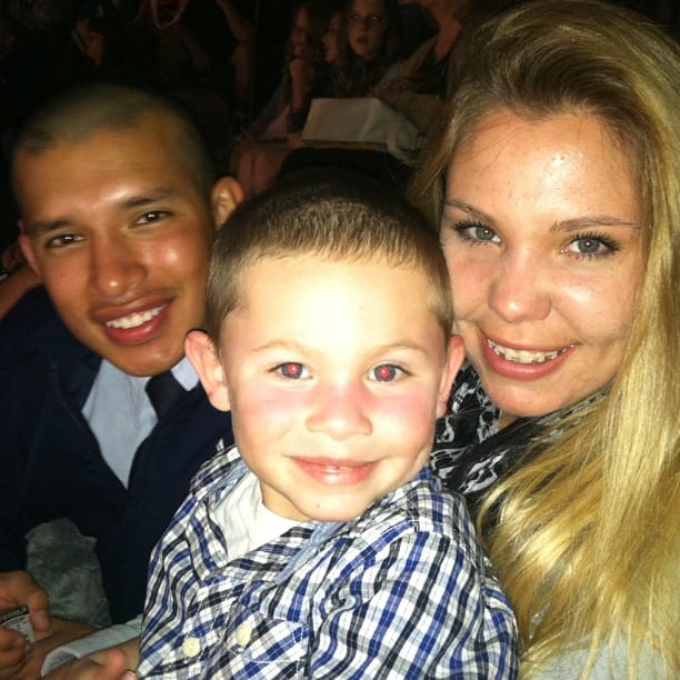 Kailyn lowry javi morroquin and their son