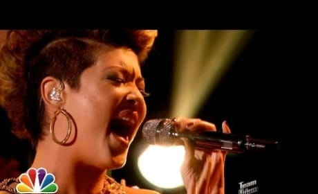 """Tessanne Chin: """"Redemption Song"""" - The Voice"""