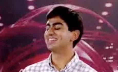 Anoop Desai Audition