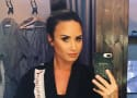 "Demi Lovato Celebrates Six Years of Sobriety, Reveals Encounter With ""B-tchy"" Celebrity"