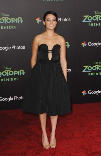 Jenny Slate: 'Zootopia' Premiere