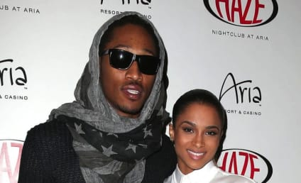 Ciara Goes Back to Future, Wants Son to Grow Up with Father at Home