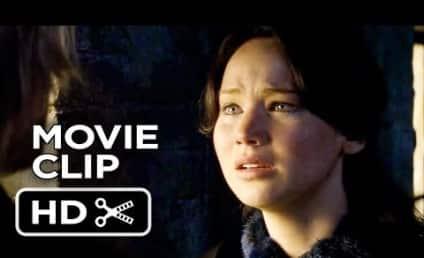 Catching Fire Sneak Peek: A Cry from Katniss