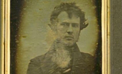 The First Selfie: Robert Cornelius Poses Like It's 1839!
