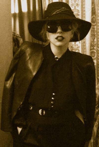 Lady Gaga Twitpic