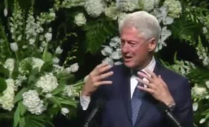 Bill Clinton Eulogizes Muhammad Ali: VIDEO