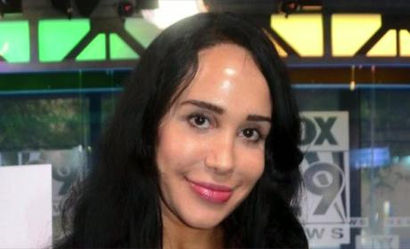 Nadya Suleman: ARRESTED!