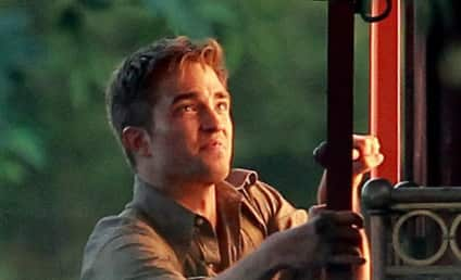 Robert Pattinson Can't Compete With Edward Cullen