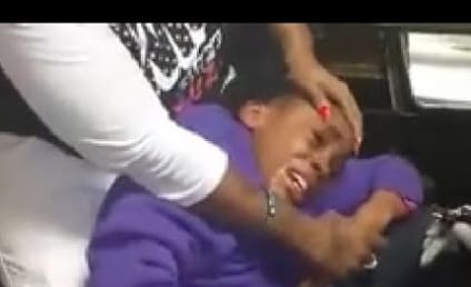 Mom Holds Screaming Daughter Down, FORCES Her to Get Ears Pierced in Shocking Video