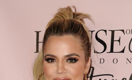Khloe Kardashian Dazzles at House Of CB Flagship Store Launch - Arrivals