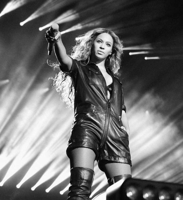 Beyonce Concert Picture