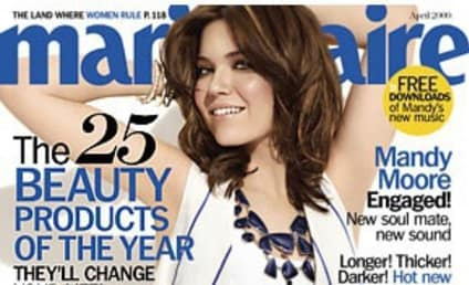 Mandy Moore and Ryan Adams: Married!