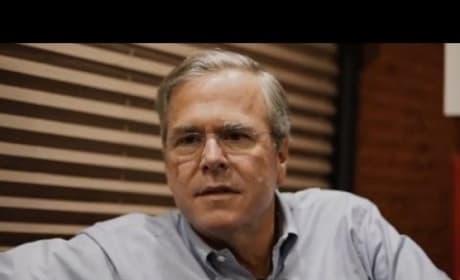 Jeb Bush Would Totally Kill Baby Hitler