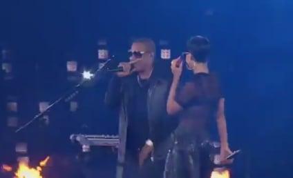 Jay-Z, Rihanna and Coldplay Rock Paralympics Closing Ceremony