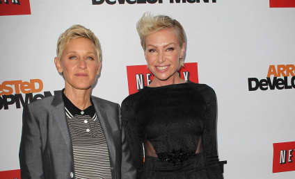 Ellen DeGeneres: Caught Cheating on Portia de Rossi?