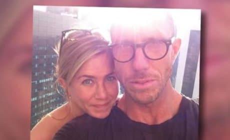 Jennifer Aniston Without Make-Up