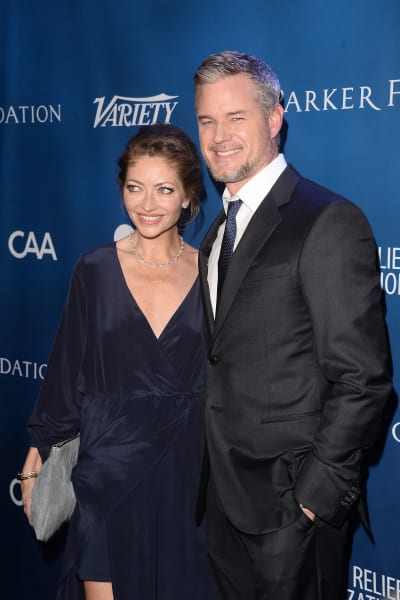 Rebecca Gayheart and Eric Dane Together