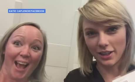 Taylor Swift Attends Jury Duty, Shares Important Driving Advice