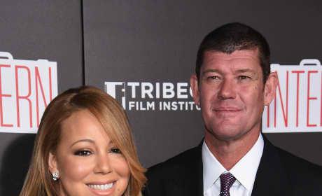 James Packer and Mariah