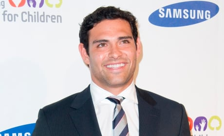 Handsome Mark Sanchez