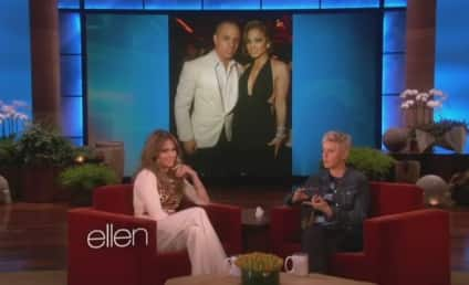 Jennifer Lopez: So Happy for Ben Affleck!