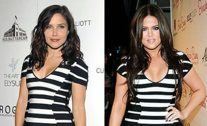 Fashion Face-Off: Sophia Bush vs. Khloe Kardashian