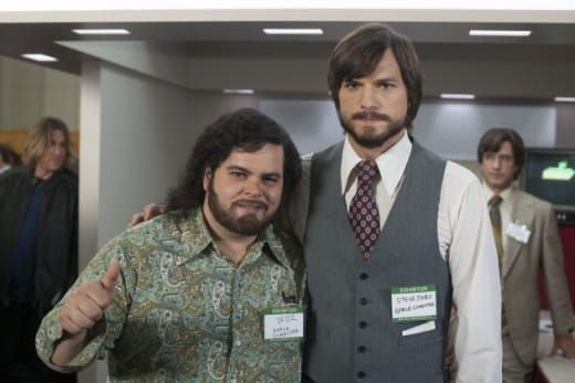 Jobs Ashton Kutcher and Josh Gad