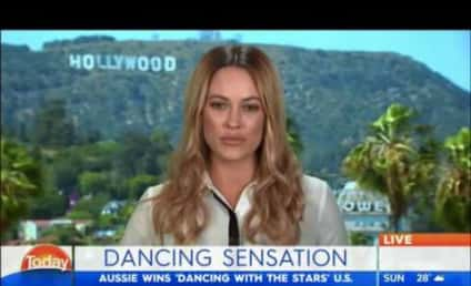"""Peta Murgatroyd on Deaf Dancing With The Stars Partner Nyle DiMarco: """"I Had My Doubts"""""""
