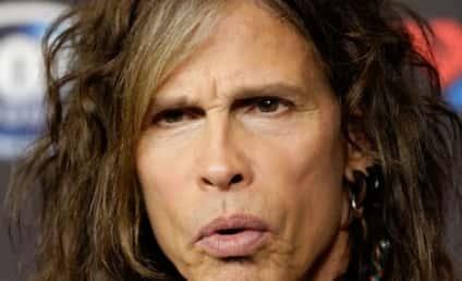 Steven Tyler: I Snorted Half of Peru!