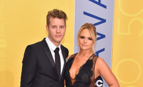 Anderson East and Miranda Lambert Pic