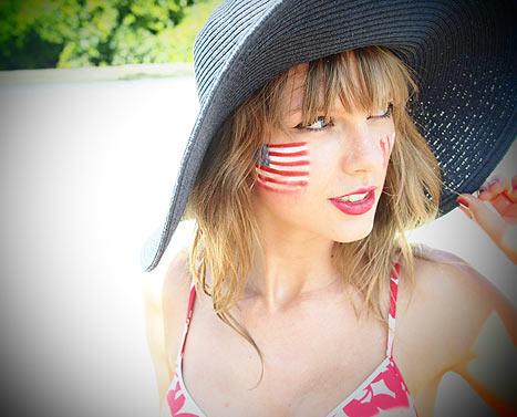 Taylor Swift Loves America