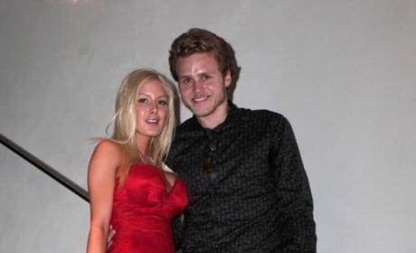 Heidi and Spencer in Vegas