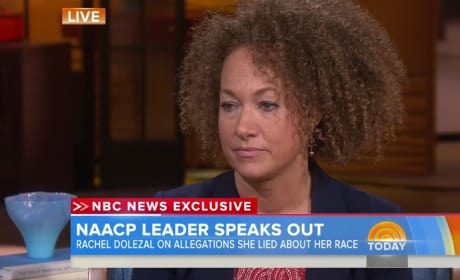 "Rachel Dolezal on TODAY: ""I Identify as Black"""