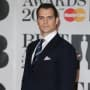 Henry Cavill: BRIT Awards 2016