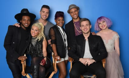 American Idol Top 8: Who Was Not So Great?